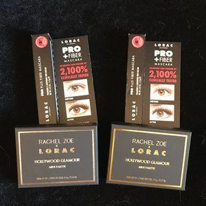 Lorac Four Piece Make Up Set